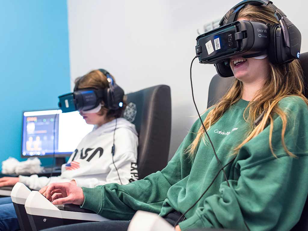 Salle de réalité virtuelle 2