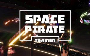 Space pirate trainer réalité virtuelle hypercubevr